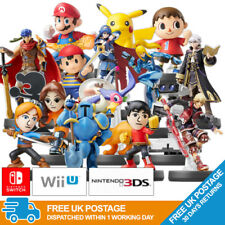 NEW Nintendo Amiibo for Switch, 3DS/2DS and Wii U   Various   FREE UK DELIVERY