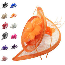 Occasions Races Ladies Day Royal Ascot Floral Weddings Hat Fascinator Clip band