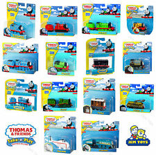 THOMAS THE TANK ENGINE Y AMIGOS take-n-play de metal & Magnético Trenes Mattel