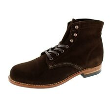 WOLVERINE 1000 MILE - 1000 MILE Boots - brown suede