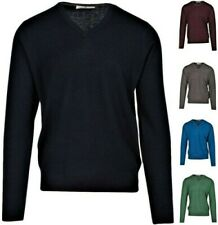 Jersey Pull Manches Longues Cou En V Homme Pierre Balmain Pull Hommes Long Sle