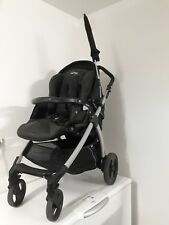 Passeggino Trio Book Plus Nero Peg Perego completo di accessori! Navicella XL