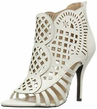 DOLCE by Mojo Moxy Womens Kojo Open Toe Special Occasion Slide Sandals