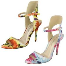 Anne Michelle Mujer flores moderno Tacones