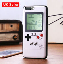 Phone Case Back Cover Gameboy Tetris Game Boy Player For iPhone 6 7 8 Plus X