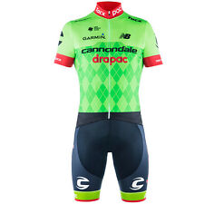 """Cannondale Drapac 2017 Cycling Pro Bike Set 3d Gel Pad """"Fast Delivery"""""""