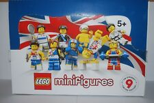 LEGO TEAM GB MINIFIGURES 8909 - SELECT THE MINIFIGURES YOU REQUIRE *NEW* SEALED