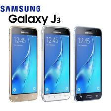 NEW SAMSUNG GALAXY J3 (6) 2016 SM-J320 DUAL SIM UNLOCKED BLACK GOLD WHITE