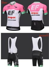 """2018 TEAM EF Cannondale Cycling Pro Sets 3d Gel Pad Quick Dry """"Fast Delivery"""""""