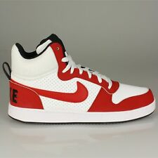 Nike Court Borough Mid 838938 101 Mens Trainers