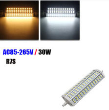 R7S 189MM Dimmable LED Bulb 30W 84 SMD 5050 White/Warm White Floodlight Corn Lam