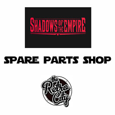 Vtg Star Wars Shadows Of The Empire Spare Figure Parts Accessories Weapons 90s