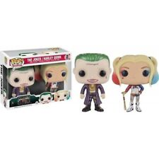 Funko Pop 2pack - The Joker /Harley Quinn - Suicide Squad