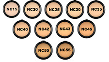 MAC Powder Plus Foundation - Studio Fix 15g - NC15 NC20 NC25 NC35 NC40 NC43 NC50