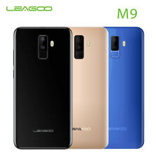 "16GB 5.5"" Leagoo M9 18:9 3G Smartphone Quad core Android 7.0 Handy 4*cam 2850mAh"