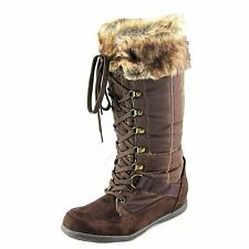 ZIGI SOHO Womens Madalyn Closed Toe Mid-Calf Cold Weather Boots