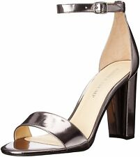 Ivanka Trump Womens Emalyn Suede Open Toe Casual Ankle Strap Sandals