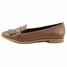 Giani Bernini Womens Petaa Leather Closed Toe Loafers
