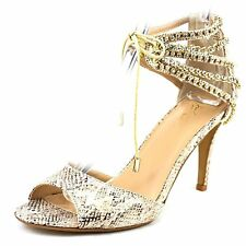 Thalia Sodi Womens EVAHLY Open Toe Special Occasion Strappy Sandals