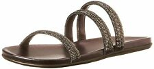 Kenneth Cole Reaction Womens Slim Shotz Open Toe Casual Slide Sandals