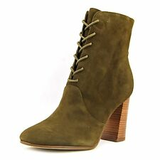 Marc Fisher Womens Edina Suede Round Toe Mid-Calf Fashion Boots