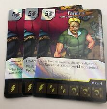 Marvel Dice Masters The Mighty Thor Foil Commons Uncommons Rares Sets