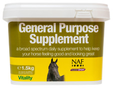 Natural Animal Feeds Naf Propósito General Suplemento