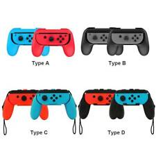 2Pack For Nintendo Switch Joy-Con Controller Handle Grips Gaming Handheld Holder