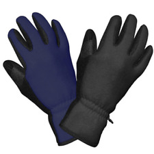 saddlecraft Adulto Guantes de forro polar