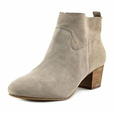 Steve Madden Womens Harber Suede Closed Toe Ankle Fashion Boots