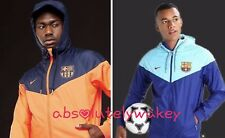NIKE 2017-2018 Barcelona  Authentic Windrunner Barca Football Jacket