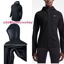 Nike Shield Women's Running Jacket Runner LIGHTWEIGHT Reflect With Storm-FIT 5