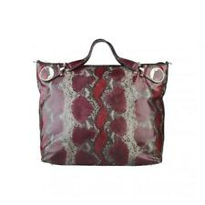 Cavalli Class Borsa donna shopping Bag Shopper Moda Sportiva Nero 66824 BDX