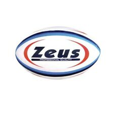 ZEUS PALLONE RUGBY TOP PALLA RUGBY ALLENAMENTO PU 100%