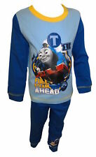 Thomas the Tank Engine Entera Vapor Aadelante Pijama 1-4 Años Disponible