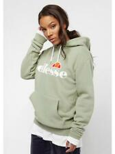 ELLESSE WOMENS TORICES OVERHEAD HOODY - SEAGRASS SZ 8UK / XS - RRP £45 - SALE