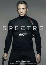 JAMES BOND; SPECTRE Movie PHOTO Print POSTER Film Art 007 Daniel Craig 001