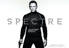 JAMES BOND; SPECTRE Movie PHOTO Print POSTER Film Art 007 Daniel Craig 002