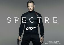 JAMES BOND; SPECTRE Movie PHOTO Print POSTER Film Art 007 Daniel Craig 003