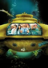 THE LIFE AQUATIC WITH STEVE ZISSOU Movie PHOTO Print POSTER Art Wes Anderson 001