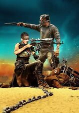 MAD MAX; FURY ROAD Movie PHOTO Print POSTER Textless Film Art Tom Hardy 003