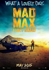 MAD MAX; FURY ROAD Movie PHOTO Print POSTER Tom Hardy Charlize Theron Film Art 4