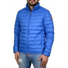 Giubbotto uomo save the duck d3243m giga 5 real blue