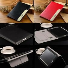 Luxury Thin Leather Smart Stand Case for ipad 5 6 air 2 Pro mini 2 3 4 2017 2018