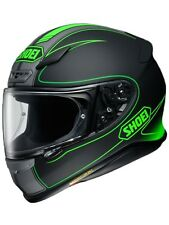 Casco Moto Shoei NXR Flagger TC-4 Verde