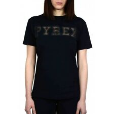 T-shirt donna in Jersey Pyrex 34005 Nera
