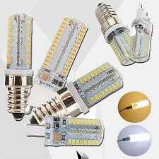 10x Mini LED regulable Mazorca Bombilla G9 G4 E14 6w 8w 10w 3014SMD
