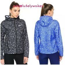 Nike SHIELD RACER PRINT Women's RUNNING JACKET