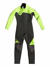 Quiksilver™ 3/2mm Syncro Series - Back Zip Wetsuit - Chicos
