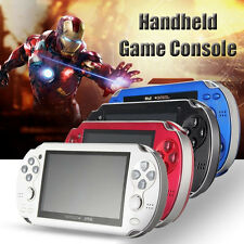 4.3'' Handheld Game Console Portable Video Games MP5 Player PSP Charger Kit#G1